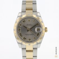 Rolex 178343 Acero y oro 2016 Lady-Datejust 31mm usados