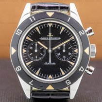 Jaeger-LeCoultre Deep Sea Chronograph Otel 40.5mm Negru Arabic