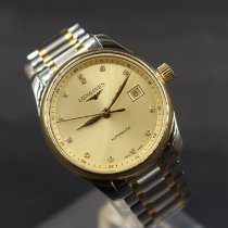 Longines Gold/Steel Automatic L2.257.5.77.7 pre-owned Malaysia