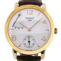 Tissot Ruzicasto zlato 42.5mm Rucno navijanje T71345934 rabljen