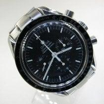 Omega Speedmaster Professional Moonwatch Steel 42mm Black No numerals Malaysia, Malaysia