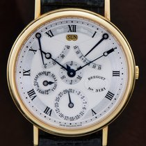 Breguet 3477 Yellow gold 2000 Classique Complications 36mm pre-owned