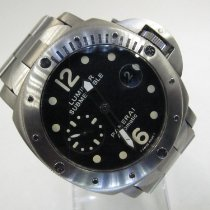 Panerai Luminor Submersible Titanium 44mm Black