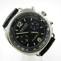 Panerai Radiomir Chronograph Steel 45mm Black Arabic numerals