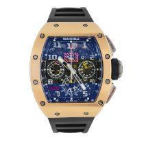 Richard Mille RM011 AH RG Rose gold RM 011 pre-owned United Kingdom, London