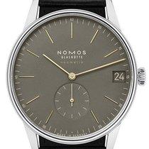 NOMOS 364 Steel 2021 Orion Neomatik 40.5mm new