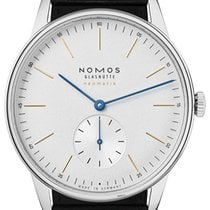 NOMOS Orion Neomatik Staal 38.5mm Wit