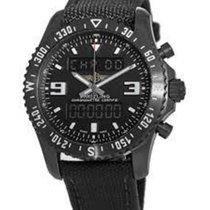 Breitling Chronospace Military M78367101B1W1 Новые Сталь Кварцевые