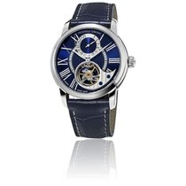 Frederique Constant Manufacture Heart Beat new Automatic Watch with original box and original papers