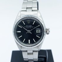 Rolex Oyster Perpetual Lady Date 6919 1980 occasion