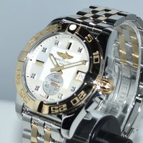 Breitling Galactic 36 Gold/Steel 36mm Mother of pearl
