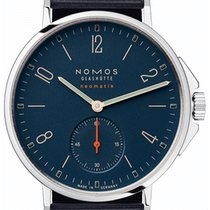 NOMOS Ahoi Neomatik new 2020 Automatic Watch with original box and original papers 561
