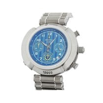 Montega Steel 44mm Automatic pre-owned