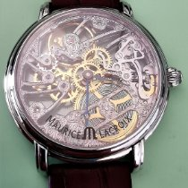 Maurice Lacroix Staal 43mm Handopwind MP7048 tweedehands