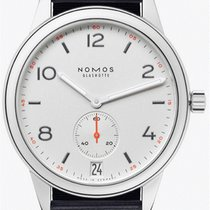 NOMOS Club Automat Datum new 2020 Automatic Watch with original box and original papers 775