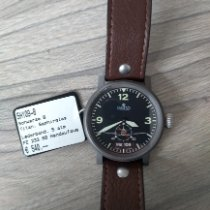 Aristo Titanyum 41mm Elle kurmalı 5H109-8 yeni