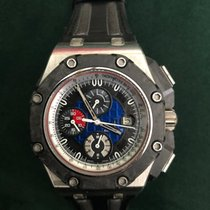 Audemars Piguet Royal Oak Offshore Grand Prix Platina 44mm Blauw