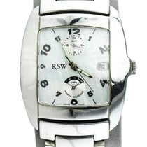 RSW pre-owned Automatic 40mm Mother of pearl Sapphire crystal