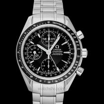 Omega Speedmaster Day Date Steel 40mm Black United States of America, California, Burlingame
