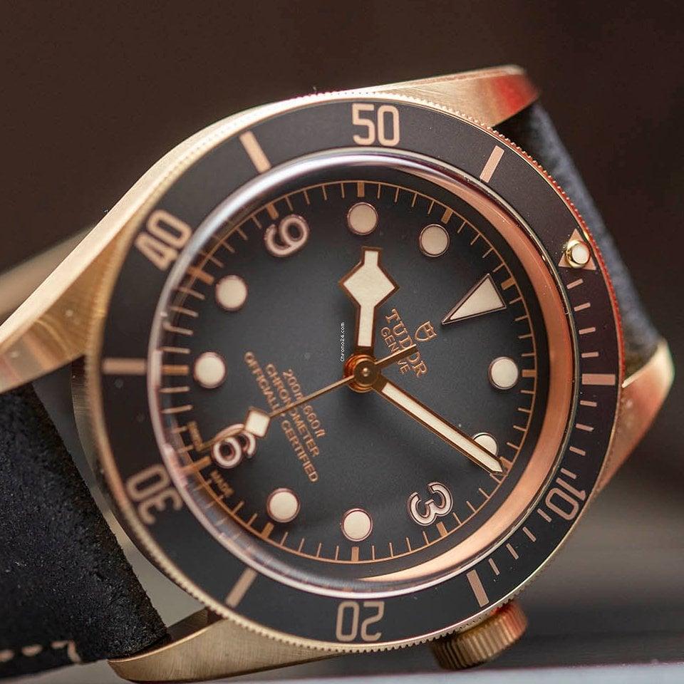 Tudor Black Bay Bronze M79250BA-0001 2021 new