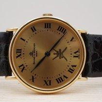 Baume & Mercier Oro amarillo 31mm Cuerda manual 35108 usados