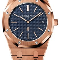 Audemars Piguet 15202OR.OO.1240OR.01 Pозовое золото 2020 Royal Oak Jumbo 39mm новые