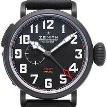 Zenith 96.2430.693/21.C703 Titanium 2021 Pilot Type 20 GMT 48mm new