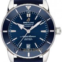 Breitling Superocean Héritage II 42 Stahl 42mm Blau Deutschland, Schwabach