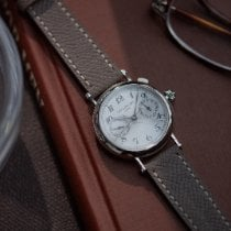Patek Philippe Grand Complications (submodel) Platina 33mm Vit Arabiska