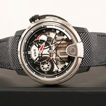 HYT Titanium 49mm Automatic 148-TC-09-NF-FC new United States of America, New Jersey, Englewood