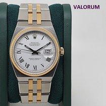 Rolex Datejust Oysterquartz Acero y oro 36mm Blanco Sin cifras España, Vigo