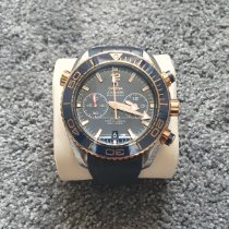 Omega Seamaster Planet Ocean Chronograph 215.23.46.51.03.001 2018 occasion