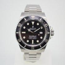 Rolex Sea-Dweller 4000 Staal 40mm Zwart Geen cijfers Nederland, Franeker