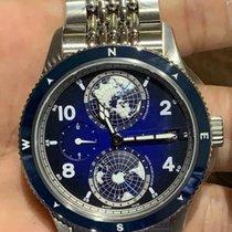 Montblanc 1858 Titanium 42mm Blue