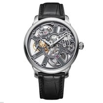 Maurice Lacroix Masterpiece Squelette new 2020 Manual winding Watch with original box and original papers MP7228-SS001-003-1