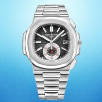 Patek Philippe 5980/1A-014 Steel 2014 Nautilus 40.5mm pre-owned United States of America, New York, New York