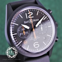 Bell & Ross Steel 41mm Automatic BR126-94-SC new United States of America, New York, New York