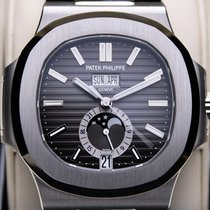 Patek Philippe new Automatic 40.5mm Steel Sapphire crystal
