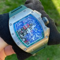 Richard Mille RM011 Titanium RM 011 50mm pre-owned