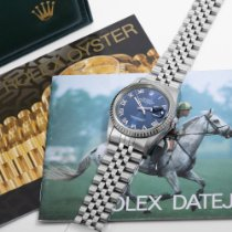 Rolex Steel 36mm Automatic 16220-Blue-Box-1999 pre-owned United States of America, California, Los Angeles