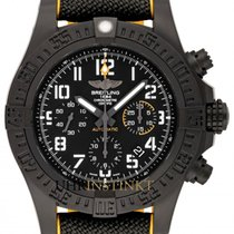 Breitling Avenger Hurricane 45mm Black