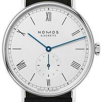 NOMOS Steel 35mm Manual winding 205 new