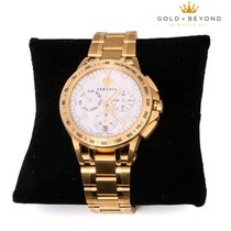 Versace pre-owned Quartz 45mm White Sapphire crystal 10 ATM
