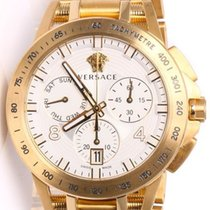 Versace Steel 45mm Quartz pre-owned United States of America, Nevada, Las Vegas