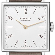 NOMOS Steel 27.5mm Manual winding 405 new