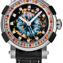 Romain Jerome Reloj de dama Automático nuevo Reloj con estuche original