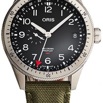 Oris Big Crown new Automatic Watch with original box 74877564064LS2