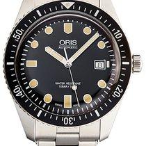 Oris Divers Sixty Five Steel Black United States of America, New York, Brooklyn