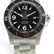 Breitling Superocean II 44 nuevo 2020 Automático Reloj con estuche y documentos originales A17367D71B1A1