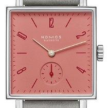 NOMOS Tetra new 2021 Manual winding Watch with original box and original papers 494